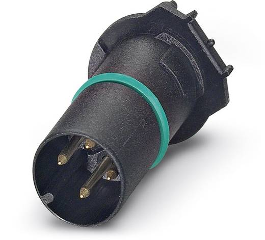 Phoenix Contact SACC-CI-M12MS-4CON-L180 THR 1437164 SACC-CI-M12MS-4CON-L180 THR - inbouwconnector Inhoud: 60 stuks