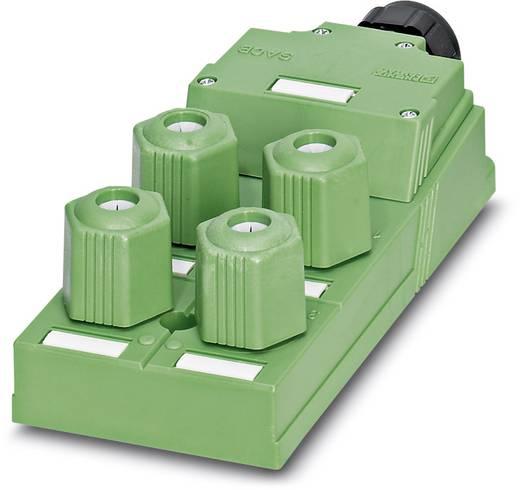 Passieve sensor/actorbox Quickon-vedeler SACB-4Q / 4P-SC 16