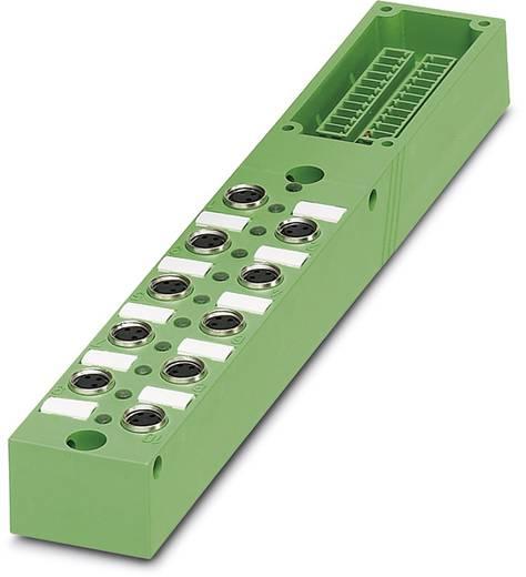 Passieve sensor/actorbox M8-verdeler met metalen schroefdraad SACB-10/3-L-C-M8 GG 1516289 Phoenix Contact 1 stuks
