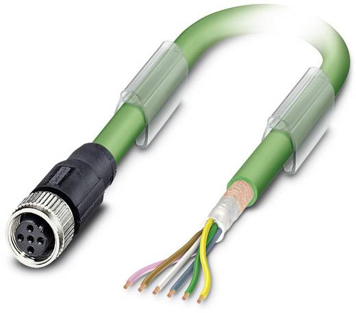 Phoenix Contact SAC-5P- 5,0-900/M12FSB SAC-5P- 5,0-900/M12FSB - bussysteemkabel Inhoud: 1 stuks