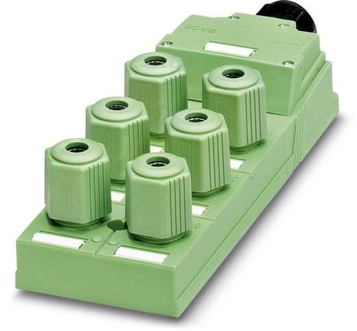 Passieve sensor/actorbox Quickon-vedeler SACB-6Q / 4P-L-SC