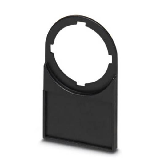 Kabelmarkering Montagemethode: Vastklemmen Markeringsvlak: 27 x 18 mm Geschikt voor serie Toetsen en schakelaars 22 mm Z