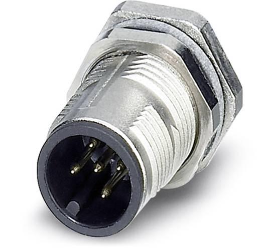 Phoenix Contact SACC-DSI-MS-5CON-M12 SCO 1551833 SACC-DSI-MS-5CON-M12 SCO - wanddoorvoer Inhoud: 20 stuks