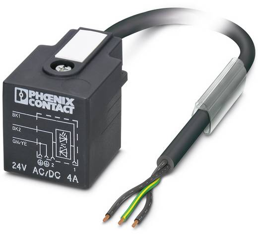 Phoenix Contact SAC-3P-M12MR/1,5-PUR/B-1L-Z Sensor-/actorkabel Inhoud: 1 stuks