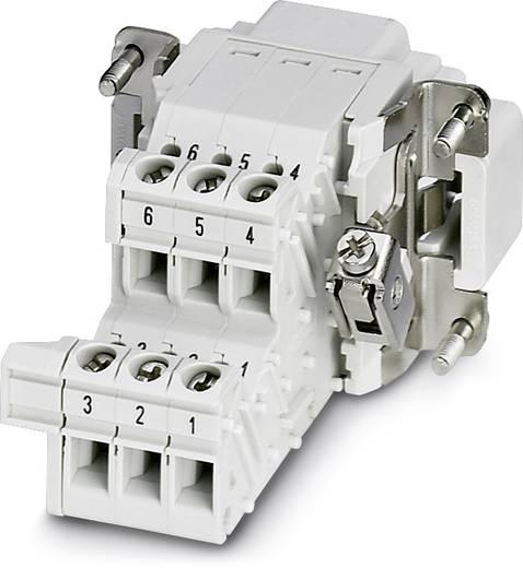 HC-B 6-A-UT-PEL-M - Terminal Adapter HC-B 6-A-UT-PEL-M Phoenix Contact Inhoud: 5 stuks