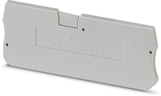 Phoenix Contact D-PT 1,5/S-QUATTRO D-PT 1,5/S-QUATTRO - Deksel 50 stuks