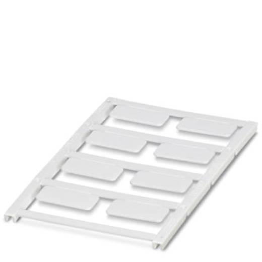 Apparaatmarkering Montagemethode: Vastklemmen Markeringsvlak: 27 x 12.50 mm Geschikt voor serie Frames Wit Phoenix Conta