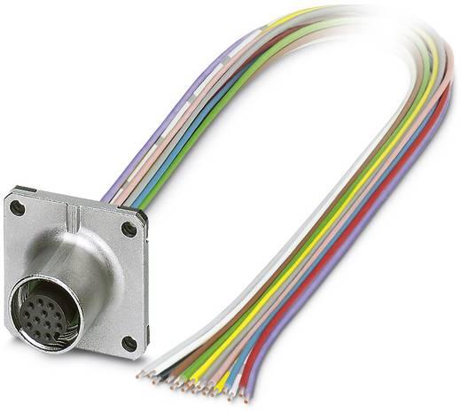 Phoenix Contact SACC-SQ-M12FS-17CON-20/0,5 SACC-SQ-M12FS-17CON-20/0,5 - inbouwconnector Inhoud: 1 stuks