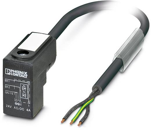Phoenix Contact SAC-3P-10,0-PUR/C-1L-Z Sensor-/actorkabel Inhoud: 1 stuks