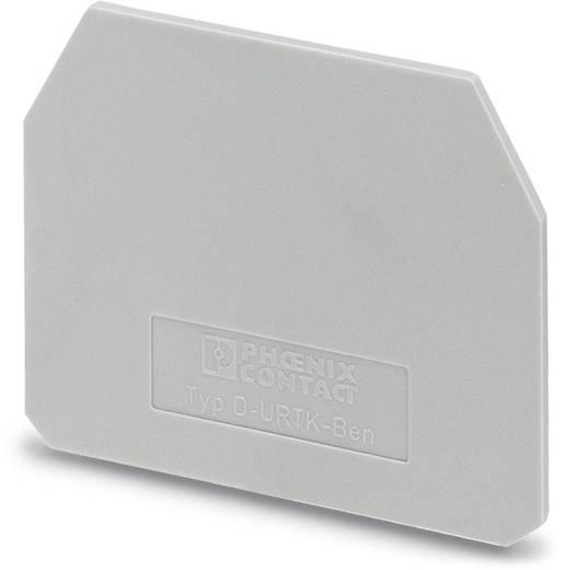 Phoenix Contact D-URTK-BEN D-URTK-ven - afsluitdeksel 50 stuks