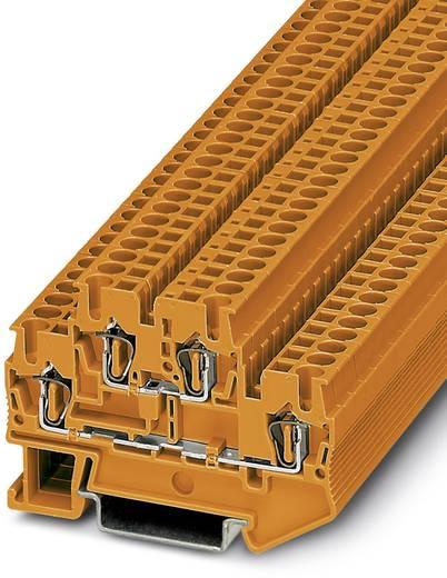 Phoenix Contact STTB 2,5 OG STTB 2,5 OG - Doorgangsklem Oranje Inhoud: 50 stuks