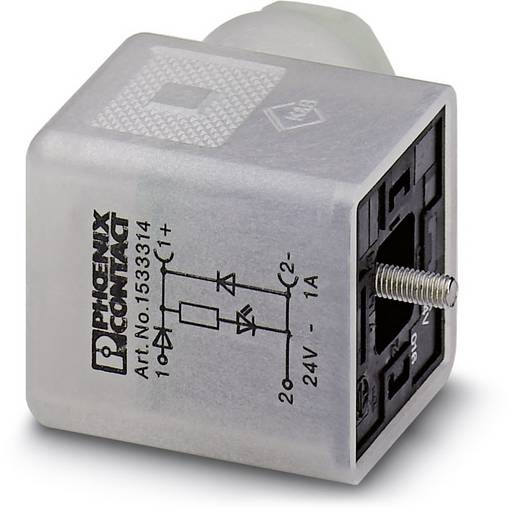 Phoenix Contact SACC-V-3CON-PG9/A-PFL 12/24 SACC-V-3CON-PG9/A-PFL 12/24 - Klepconnector Inhoud: 1 stuks