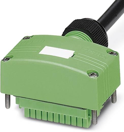 Passieve sensor/actorbox Aansluitrail met zijkabel SACB-C-H180-4 / 4-10,0P