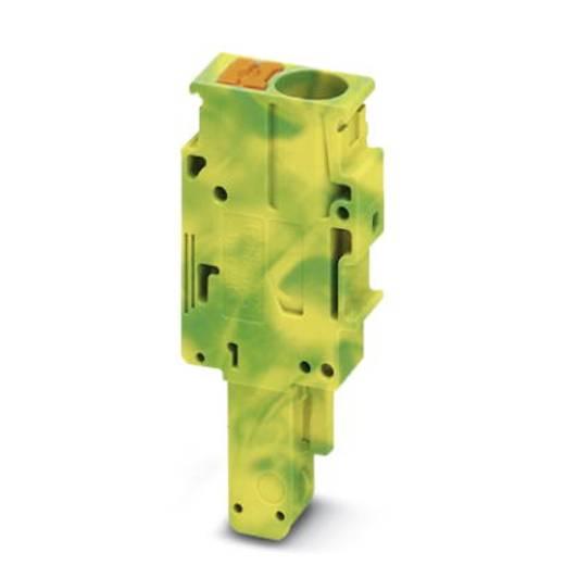 Phoenix Contact PP-H 6/ 1 GNYE PP-H 6/ 1 GNYE - stekker Groen-geel Inhoud: 50 stuks