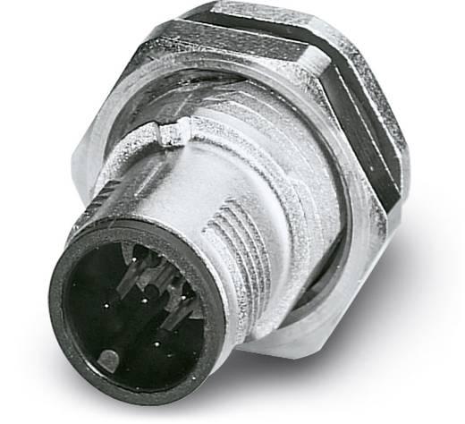 Phoenix Contact SACC-DSIP-M12MS-4CON-L180-SI SACC-DSIP-M12MS-4CON-L180-SI-inbouwstekker Inhoud: 10 stuks