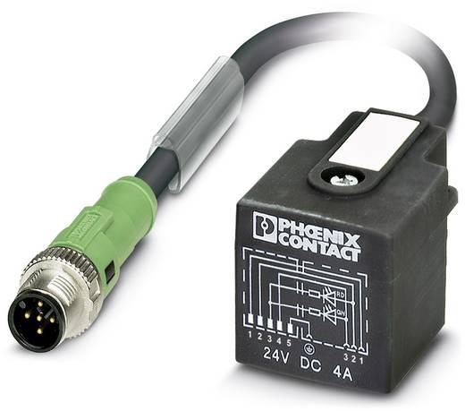 Phoenix Contact SAC-5P-M12MS/3,0-PUR/AD-2L Sensor-/actorkabel Inhoud: 1 stuks