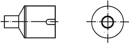 Weller NR10 Hetelucht mondstuk Heteluchtmondstuk Grootte soldeerpunt 7 mm