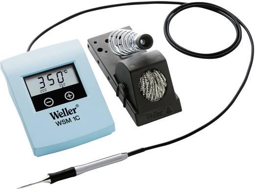 Soldeerstation Digitaal 50 W Weller WSM 1C +100 tot +400 °C Werkt op een accu