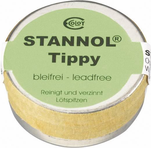 Soldeerpunt reiniger Stannol ECOLOY® Tippy Inhoud 12 g