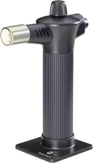 Gasbrander TOOLCRAFT MT-6804 1300 °C 60 min. Incl. Piëzo ontsteker