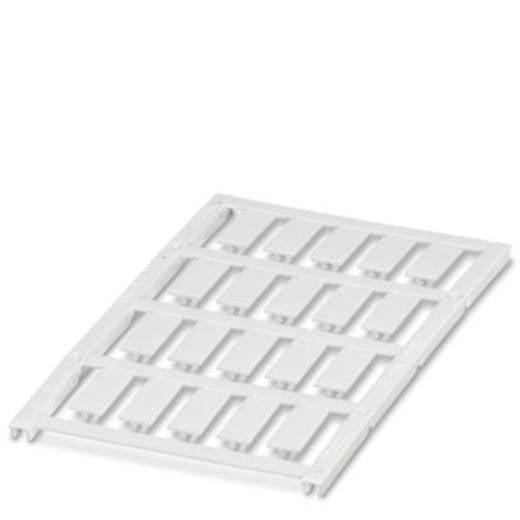 Apparaatmarkering Montagemethode: Vastklemmen Markeringsvlak: 17 x 8