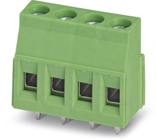 Klemschroefblok 2.50 mm² Aantal polen 4 MKDSN 2,5/ 4-5,08 Phoenix Contact Groen 250 stuks