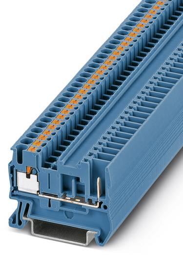 Phoenix Contact PT 2,5/1P BU PT 2,5/1P BU - doorgangsserieklem Blauw Inhoud: 50 stuks