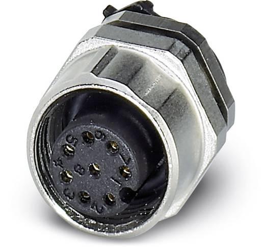 Phoenix Contact SACC-DSIV-FS-8CON-L180 SCOTHR 1542790 SACC-DSIV-FS-8CON-L180 SCOTHR - wanddoorvoer Inhoud: 60 stuks