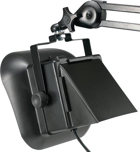 TOOLCRAFT Rookafzuiging met tafelhouder ZD-153A 230 V/AC Vermogensverbruik 23 W