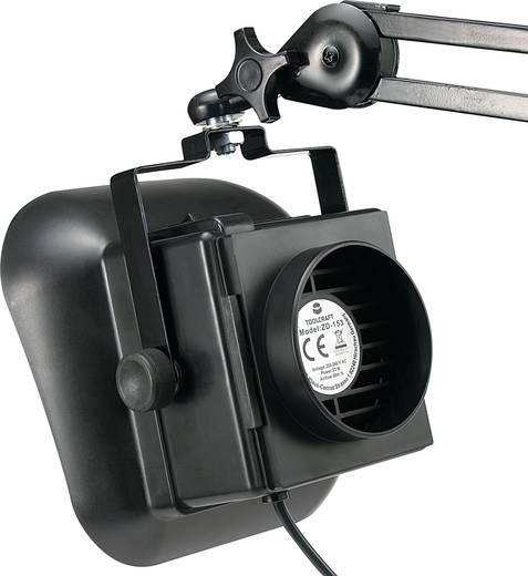 Soldeer rookafzuiging TOOLCRAFT ZD-153A 230 V/AC 23 W 60 m³/h