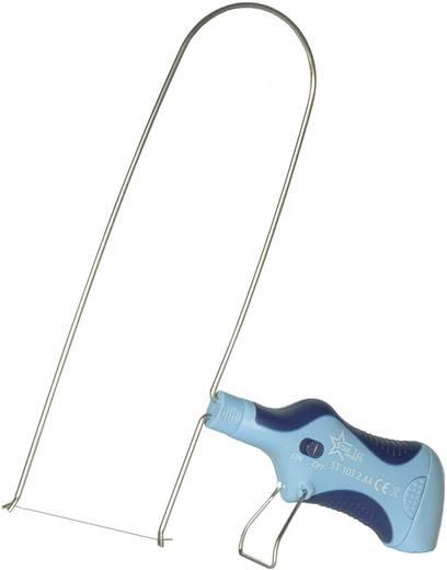 Multi tool 6 V 15.5 W Star Tec ST 106 Soldeerpunt, Brandpunt, Gloeiweerstand +300 tot +500 °C Werkt op een accu