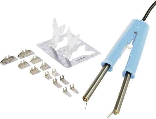 Star Tec ST 505 Soldeer-/desoldeerpincettenset 230 V/AC 50 W Pincetten set Incl. uitrusting