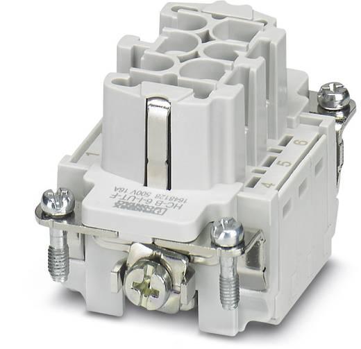 Phoenix Contact HC-B-6 I-CT-F HC-B 6-I-CT-F - contact insert 10 stuks