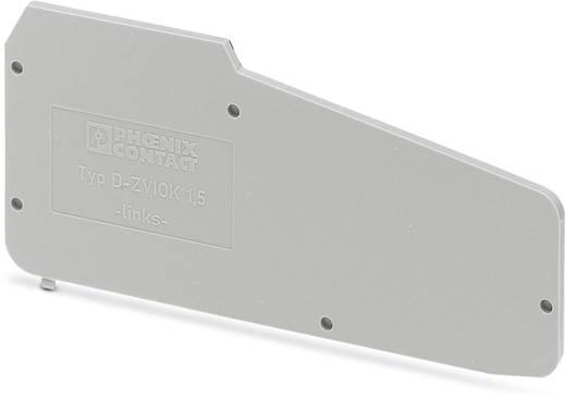 Phoenix Contact D-ZVIOK 1,5 D-ZVIOK 1,5 - afsluitdeksel 50 stuks