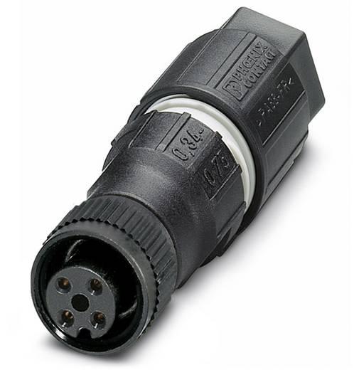 Phoenix Contact SACC-M12FS-4QO-0,75 SACC-M12FS-4QO-0,75 - connector Inhoud: 1 stuks