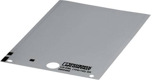 Apparaatmarkering Montagemethode: Plakken Markeringsvlak: 14 x 40 mm
