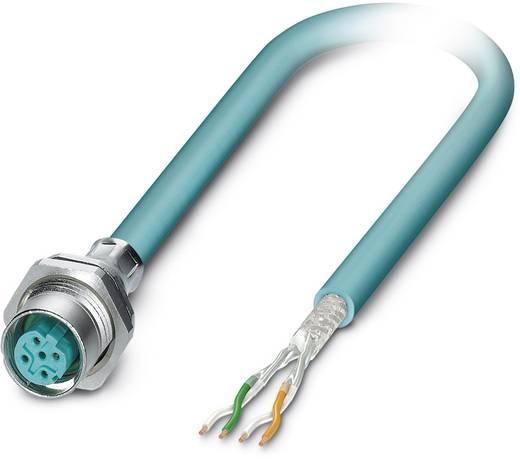 Phoenix Contact SACCBP-M12FSD-4CON-M16/0,5-931 SACCBP-M12FSD-4CON-M16/0,5-931 - bussysteem-inbouwstekkerverbinding Inhoud: 1 stuks