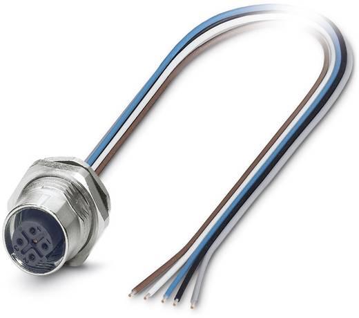 Phoenix Contact SACC-DSI-M12FSB-5CON-M16/0,5 1419674 SACC-DSI-M12FSB-5CON-M16/0,5 - inbouwconnector Inhoud: 1 stuks