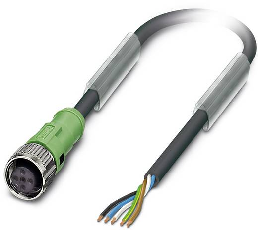 Phoenix Contact SAC-5P- 1,5-PUR/FS SCO Sensor-/actorkabel Inhoud: 1 stuks