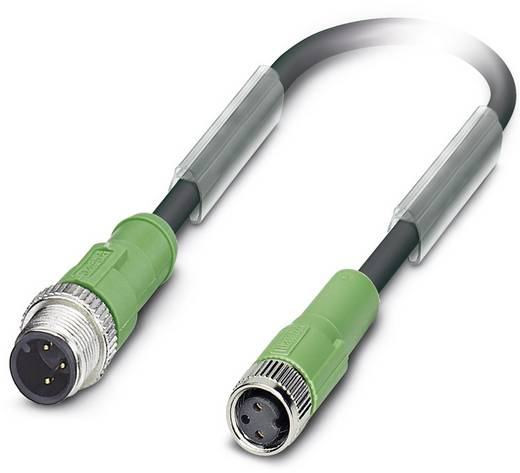 Phoenix Contact SAC-3P-M12MS/3,0-PUR/M 8FS 1668823 Sensor-/actorkabel Inhoud: 1 stuks