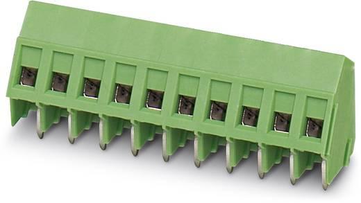 Klemschroefblok 1.50 mm² Aantal polen 12 SMKDSP 1,5/12 Phoenix Contact Groen 50 stuks