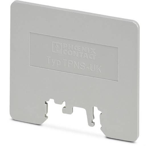 Phoenix Contact TPNS-UK TPNS-UK - scheidingsplaat 50 stuks