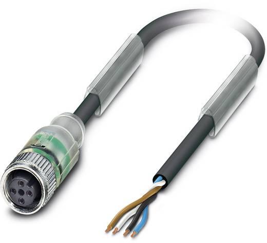 Phoenix Contact SAC-4P- 5,0-PUR/M12FS-2L Sensor-/actorkabel Inhoud: 1 stuks