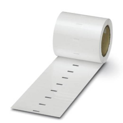 Apparaatmarkering Montagemethode: Plakken Markeringsvlak: 50 x 13 mm
