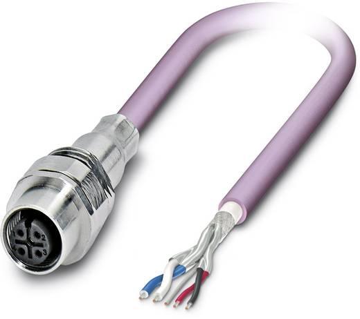 Phoenix Contact SACCEC-M12FS-5CON-M16/ 1,0-920 SACCEC-M12FS-5CON-M16/ 1,0-920 - bussysteem-inbouwconnector Inhoud: 1 st