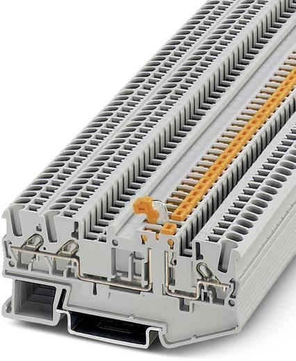 Phoenix Contact DT 2,5-TWIN-MT DT 2,5-TWIN-MT - Doorgangsklem Grijs Inhoud: 50 stuks
