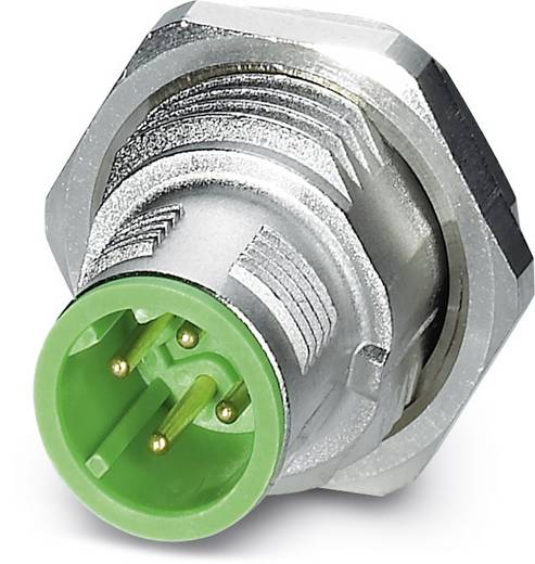 Phoenix Contact SACC-DSI-MSD-4CON-L180/SH GN SACC-DSI-MSD-4CON-L180/SH GN - inbouwconnector Inhoud: 20 stuks