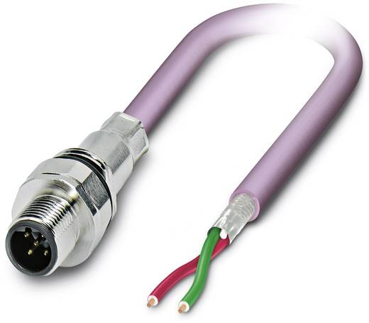 Phoenix Contact SACCEC-M12MSB-2CON-M16/5,0-910 SACCEC-M12MSB-2CON-M16/5,0-910 - bussysteem-inbouwconnector Inhoud: 1 st