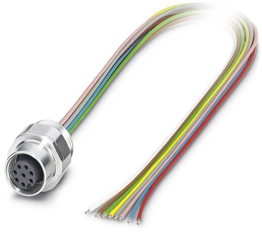 Phoenix Contact SACC-EC-M12FS-8CON-PG 9/0,5 VA SACC-EC-M12FS-8CON-PG 9/0,5 VA - wanddoorvoer Inhoud: 1 stuks