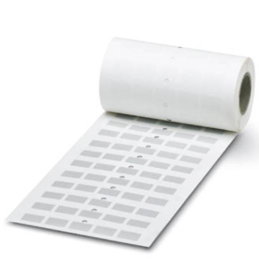 Apparaatmarkering Montagemethode: Plakken Markeringsvlak: 15 x 9 mm<